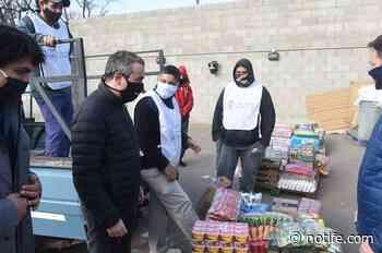 Rosario: la Cámara de Comercio Chino donó alimentos - Noti Fe
