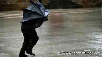 Alerta por vientos con ráfagas para Rosario, el sur y centro de Santa Fe | Rosario, ráfagas - La Capital (Rosario)