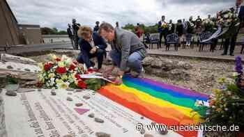 Erinnerung an Homosexuellenverfolgung im NS-System - Süddeutsche Zeitung