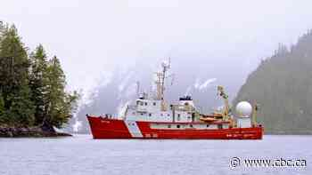 Canadian Coast Guard and First Nation sign MOU to build new base on Vancouver Island