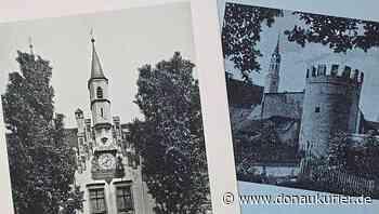 Schrobenhausen: Vom altbayerischen Rothenburg - Zwei historische Stadtprospekte sind aufgetaucht, einer aus der Zeit um 1930, der andere von 1950 - donaukurier.de
