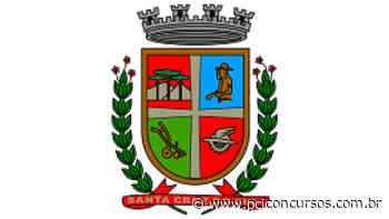 Prefeitura de Santa Cruz do Sul - RS realiza Processo Seletivo - PCI Concursos