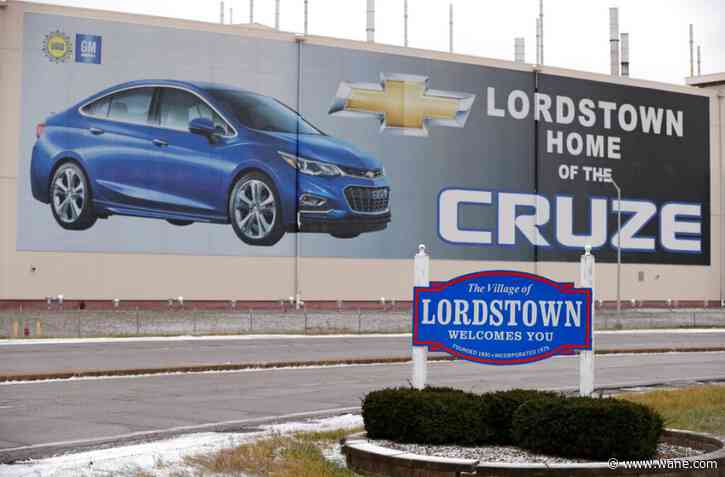 Ohio AG wants GM to repay $60M after it shut down car plant
