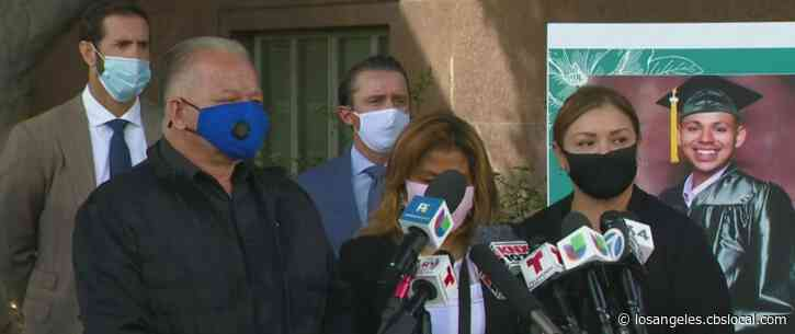Family Of Andres Guardado Demands Authorities Release Autopsy Results