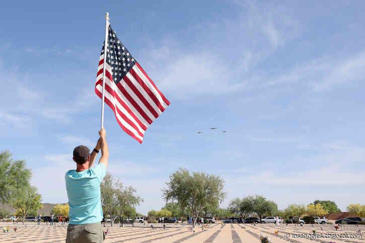 Buena Park, Orange, La Habra Team Up For Fourth Of July Flyover