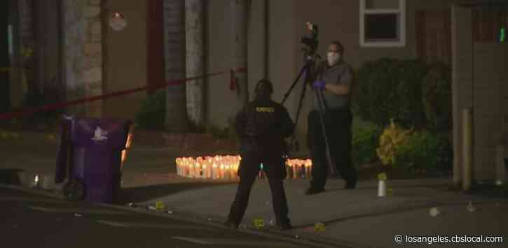 Woman Killed, 2 Wounded In Shooting At Long Beach Vigil For Man Killed In Earlier Shooting