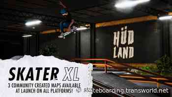 Skater XL | Three Community Created Maps Available On All Platforms
