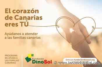 Fundación DinoSol activa un programa de ayuda para familias en riesgo de exclusión social - Lancelot Digital