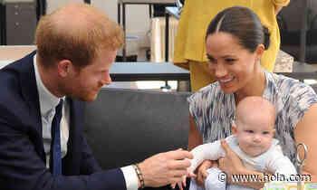 Los duques de Sussex podrán homenajear a su hijo con su fundación - Hola
