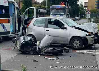 Incidente a Inveruno - Co Notizie News ZOOM - CO Notizie