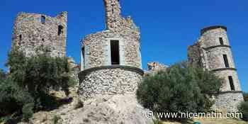 Le château de Grimaud, symbole de puissance - Nice-Matin
