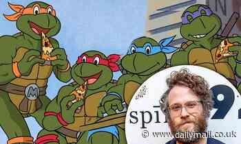 Teenage Mutant Ninja Turtles film to be produced by Seth Rogen