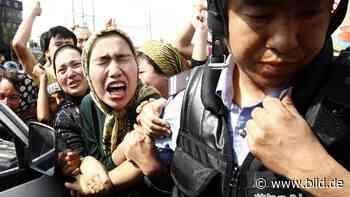 China zwingt Uiguren zu Sterilisation und Abtreibung - BILD