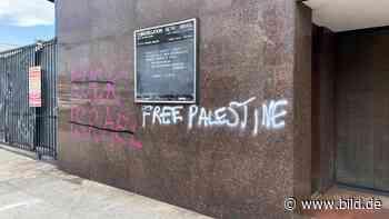 """Hat """"Black Lives Matter"""" ein Antisemitismus-Problem? - BILD"""