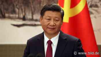 """China drückt """"Sicherheitsgesetz"""" für Hongkong durch - BILD"""
