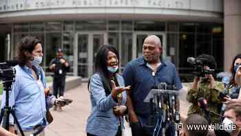 Nach Tod von George Floyd: Anhörung der Polizeibeamten - BILD