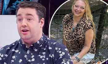 Jason Manford will only go on I'm A Celebrity with Carole Baskin