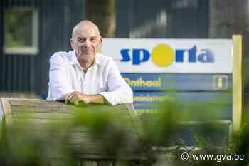 """Sporta-directeur Jo Schreurs: """"Heel wat jongeren benutten hun fysieke kwaliteiten veel te weinig"""" - Gazet van Antwerpen"""
