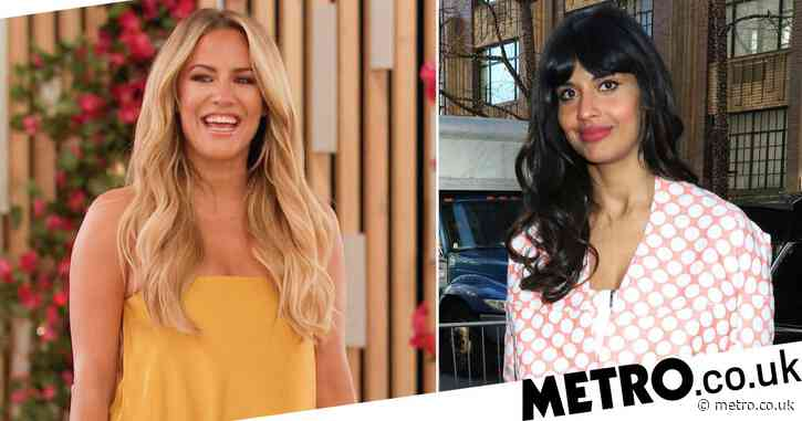 Jameela Jamil hits back at trolls over claims she was responsible for Caroline Flack's death months after DMs resurface