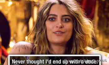 Paris Jackson 'never thought' she'd end up with a man