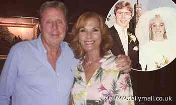 Harry and Sandra Redknapp share wedding anniversaryphoto