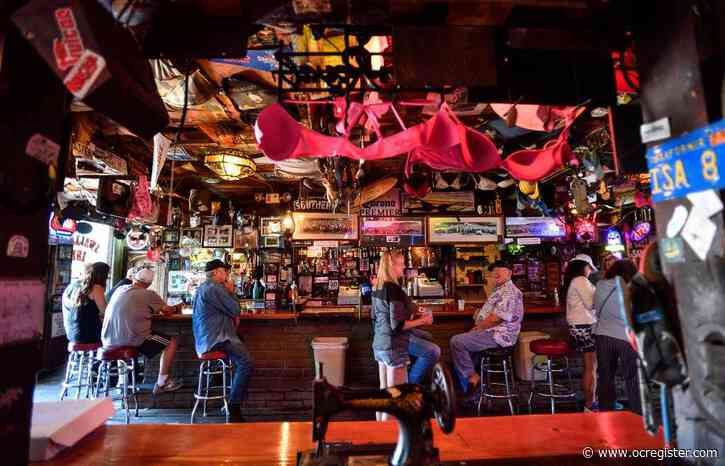 Orange County may close bars ahead of July 4th weekend, OC supervisor says