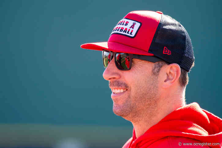 Angels GM Billy Eppler preparing players for non-traditional camp