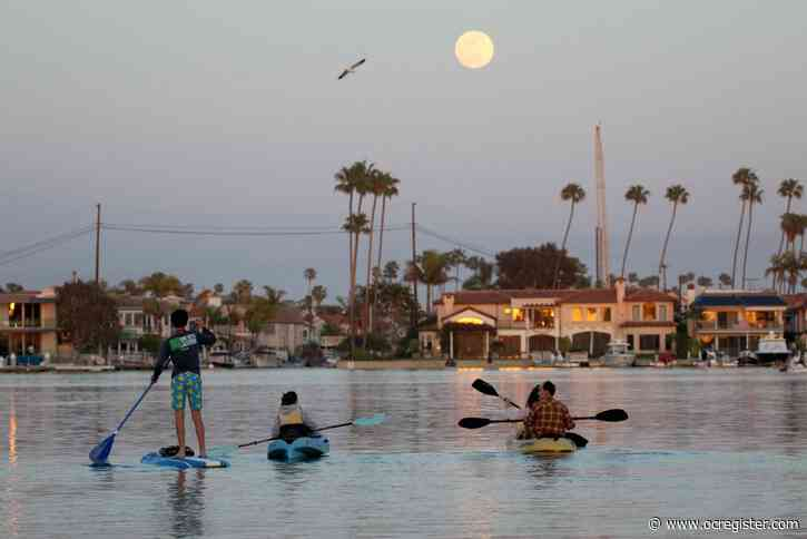 Southern California beaches get good water-quality marks — at least in the summer