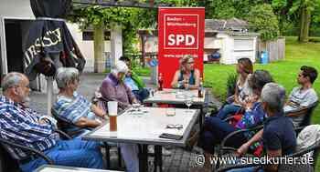 Radolfzell: Parkplatzgebühren, Radwege und anhaltender Ärger nach dem Trauma-Thema Seetorquerung – bei einem öffentlichen SPD-Treff sagen Bürger, wo ihnen der Schuh drückt - SÜDKURIER Online