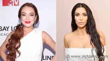 Why Kim Kardashian can't stand Lindsay Lohan - Nicki Swift