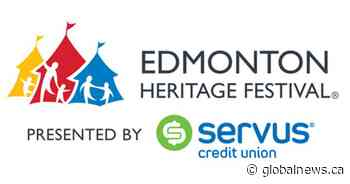 Global Edmonton supports: Edmonton Heritage Festival