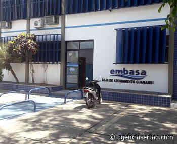 Embasa retoma abastecimento de água em Guanambi e municípios vizinhos - Agência Sertão