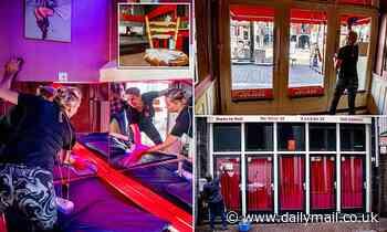 Coronavirus Amsterdam: Red light district to reopen on 1 June