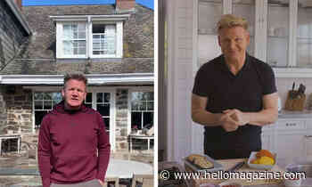 Inside Gordon Ramsay's homes in London, Los Angeles and Cornwall