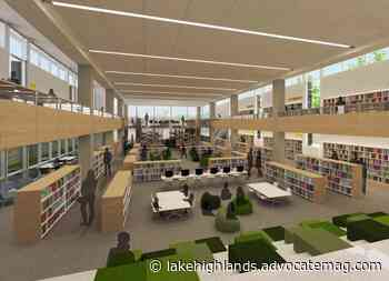 Sneak peek at $8 million Vickery Meadow Library - Advocate Media