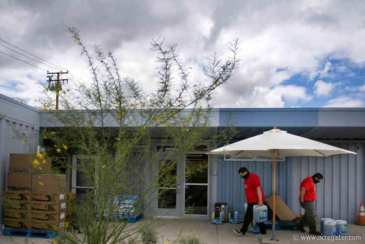 Buena Park homeless shelter has started taking residents