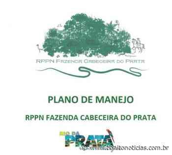 Imasul aprova revisão do Plano de Manejo da RRPN Cabeceira do Prata em Jardim - Bonito Notícias