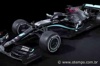 Mercedes troca o prata pelo preto em combate contra o racismo - O Tempo