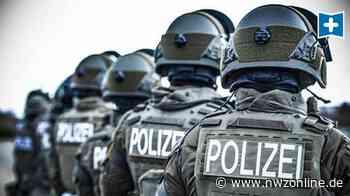 SEK-Einsatz in Aurich: Verdächtiger begibt sich in Klinik - Nordwest-Zeitung