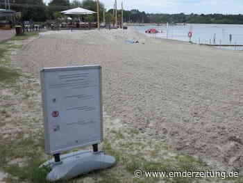 Startschuss für die Badesaison in Tannenhausen - Emder Zeitung