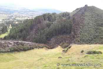 El 100% del incendio en Guasca ha sido controlado: Bomberos de Cundinamarca - ElEspectador.com