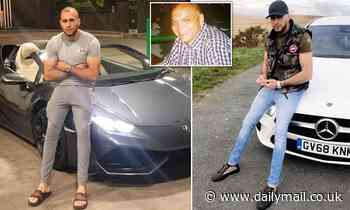 Drug driver who killed man on crossing posed with supercars