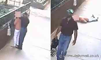 Man tries to choke woman, 64, outside Manhattan care facility