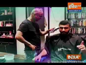 Meet Bollywood's popular hairstylist Aalim Hakim - India TV News