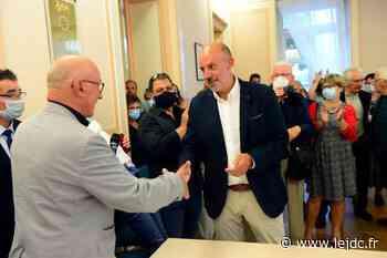 Municipales 2020 - Daniel Gillonnier nouveau maire de Cosne-sur-Loire - Le Journal du Centre