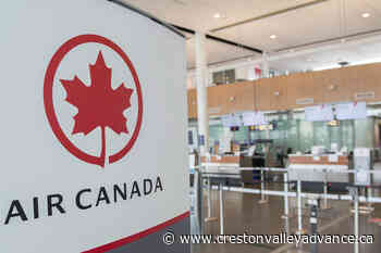 Air Canada cutting 30 domestic routes, closing stations at eight airports - Creston Valley Advance