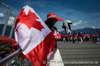 Despite pandemic, country figuring out different ways to celebrate Canada Day - Creston Valley Advance