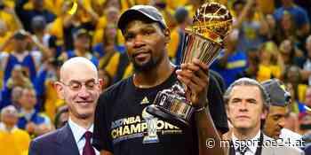 NBA-Megastar Kevin Durant infiziert - oe24.at