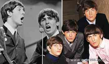 The Beatles break-up: 'Paul McCartney overpowering, I'd join band with John' said George - Express