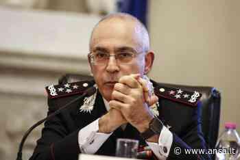Comandante generale Arma visita Codogno - Agenzia ANSA